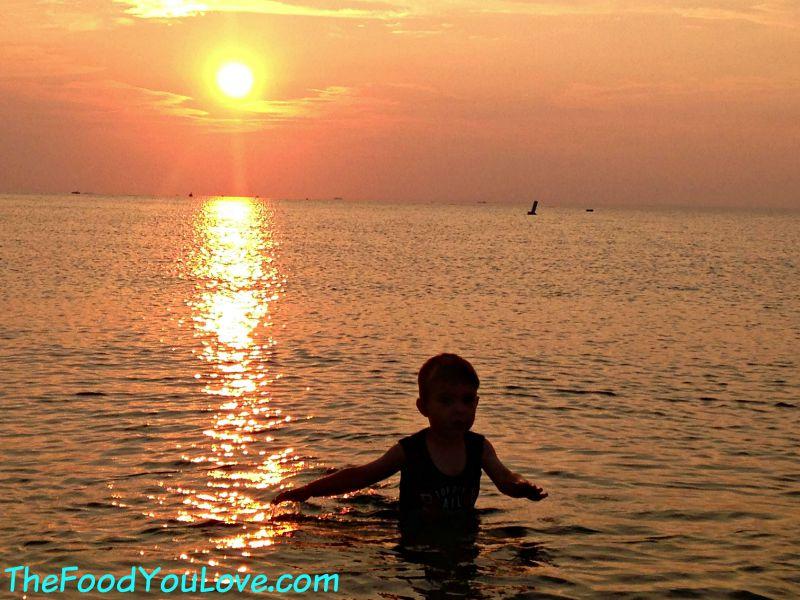 beachswim